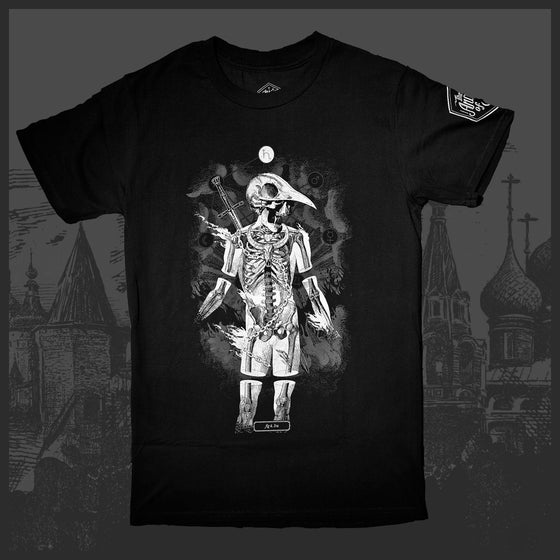 Image of Anatomy of Sin: 4 .Ira T-Shirt