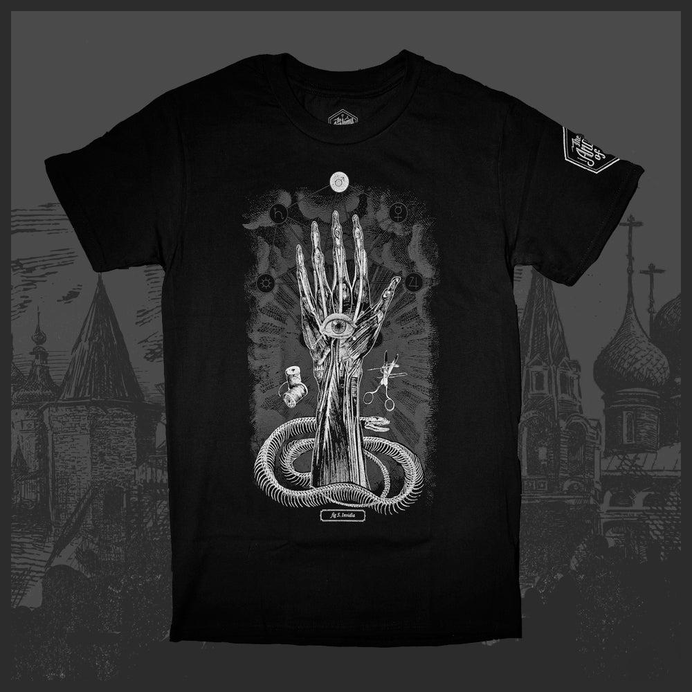 Image of Anatomy of Sin: 5. Invidia T-Shirt