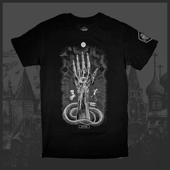 Image of Anatomy of Sin: 5. Invidia T-Shirt