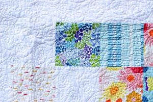 Image of Lazy Daisy Quilt PDF Pattern