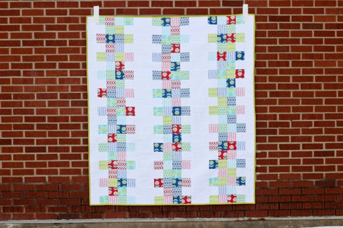 Image of Honeydew Quilt PAPER Pattern