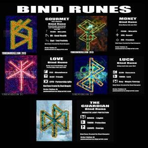 Image of Pocket Bind Runes