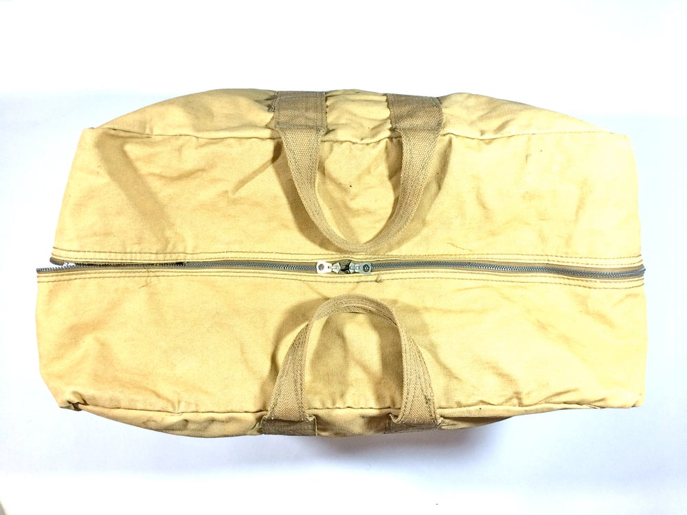 Image of WWII AVIATOR KIT BAG USAAF