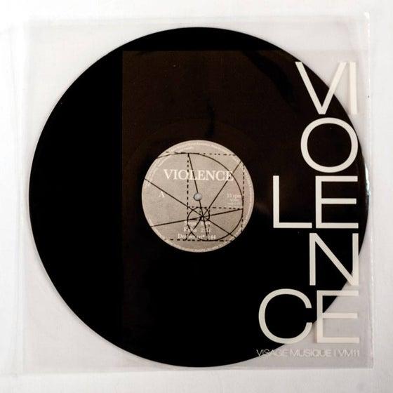 """Image of VM11 > VIOLENCE EP 12"""" REPRESS"""
