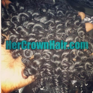 Image of Brazilian Spiral Curl