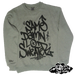 "Image of ((SIKA x Mr MET)) ""SAME DAMN LO SWEATER"" (super don quality/street fit)"