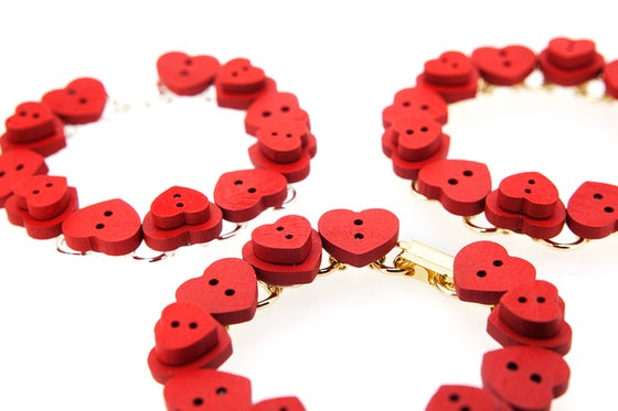 Image of CUPID - Lots of LoveButton™ Bracelet