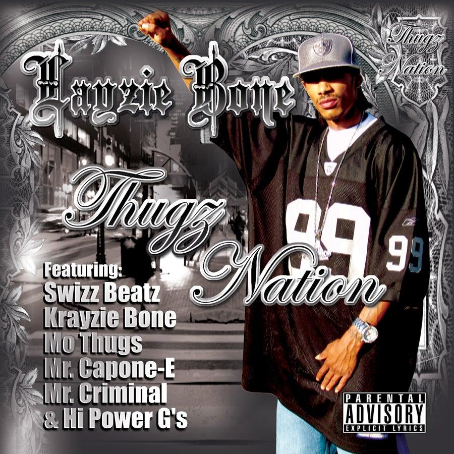 Image of Layzie Bone - Thugz Nation