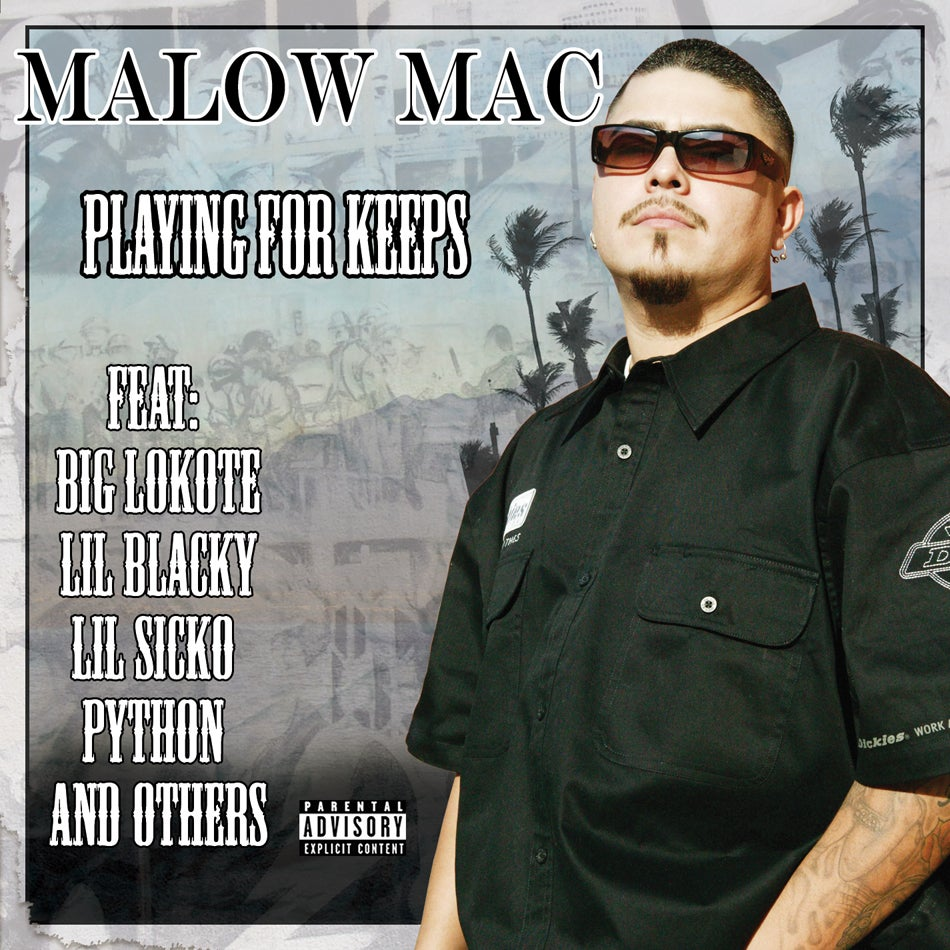 Image of Malow Mac - Playing For Keeps