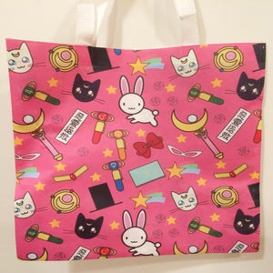 Image of PINK SAILOR TOTE