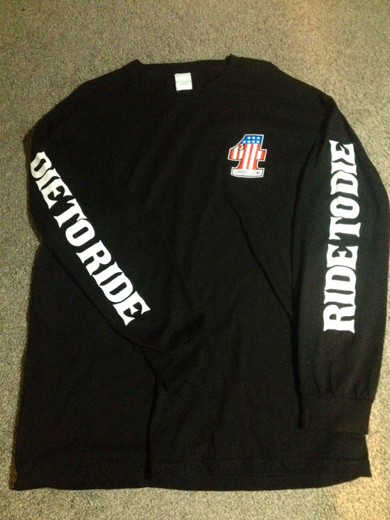 Image of Support 4, Long Sleeve