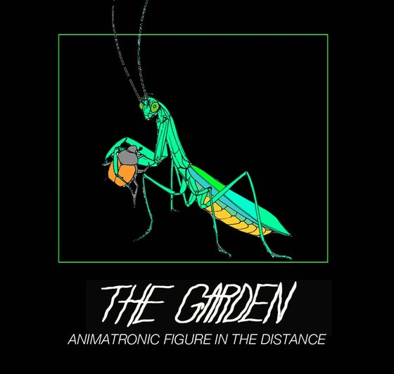 "Image of THE GARDEN ""Animatronic Figure In the Distance"" CD"