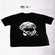 Image of YF SCARFMAN T (BLACK)