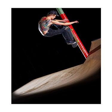 Image of Brendan Venturelli - Pole Jam Print