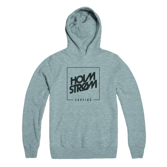 Image of Men's Classic Hoodie - Heather Grey