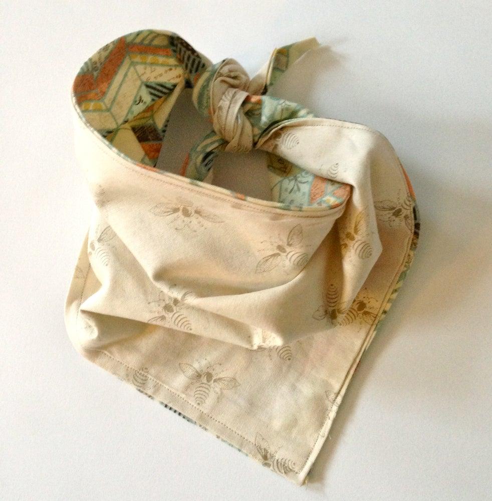 Image of baby/todder bandana bib // Bee's Knees + Free Shipping