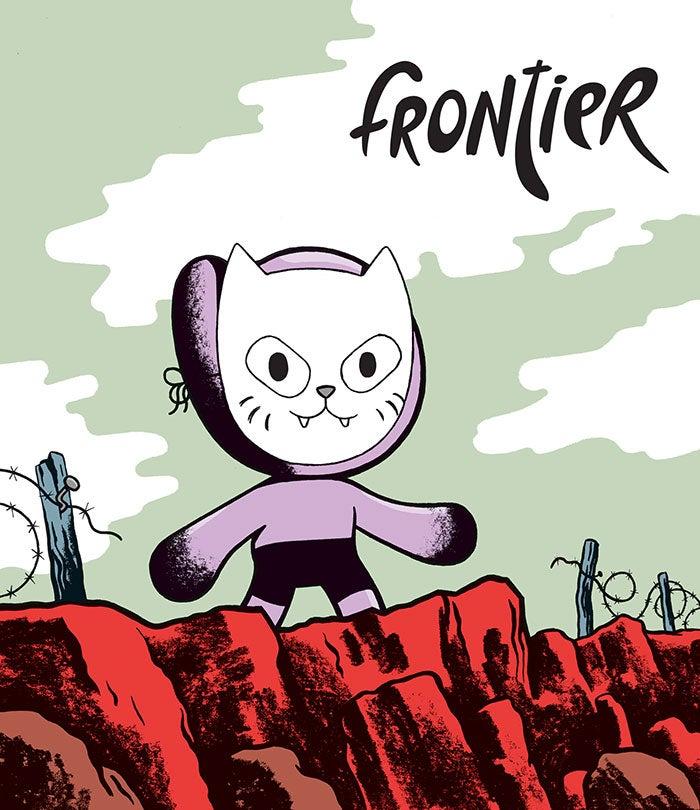 Image of Frontier #3: Sascha Hommer