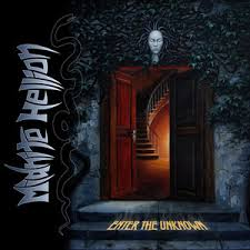 Image of Midnite Hellion - Enter the Unknown CD