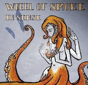 Image of Wheel of Smoke - In Sense CD