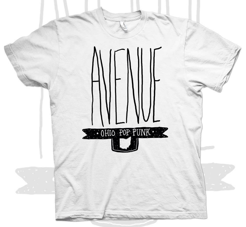 Image of Avenue Pop Punk Tee