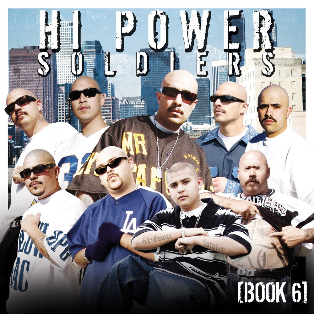 Image of Hi-Power Soldiers: Book 6