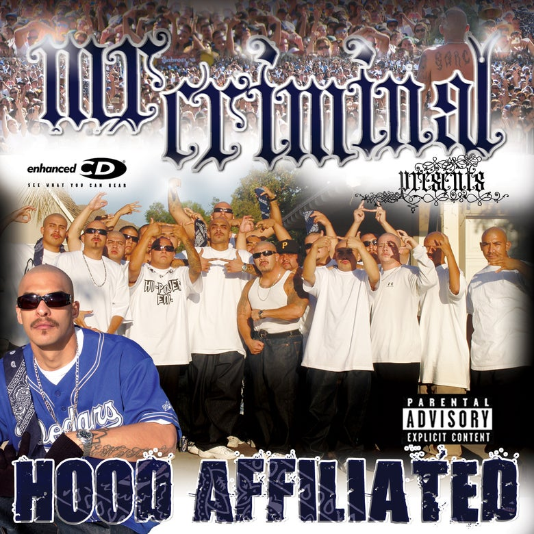 Image of Mr. Criminal Presents Hood Affiliated