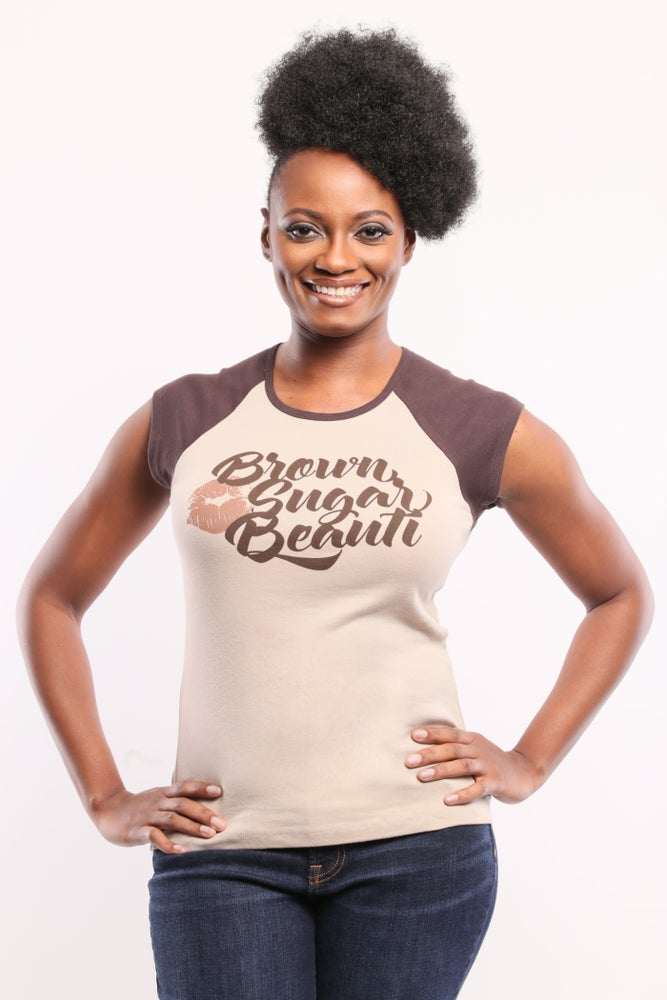 Image of Cocoa Flan Baby Tee