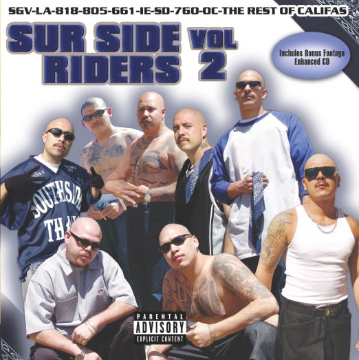 Image of Sur Side Riders Volume 2