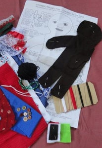 Image of Dollmaking Kits