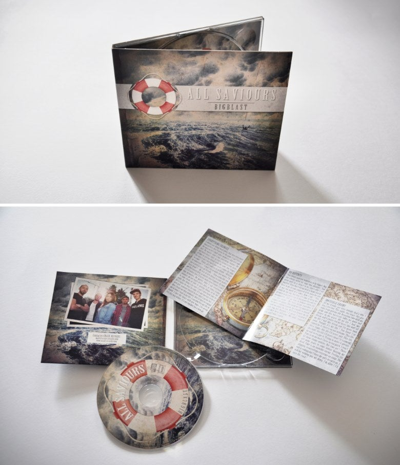 Image of All saviours - CD