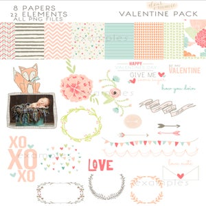 Image of Valentine Pack