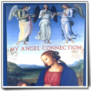 Image of My Angel Connection - Paperback Book