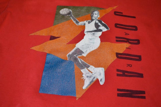 Image of VINTAGE NIKE AIR JORDAN 4 T-SHIRT
