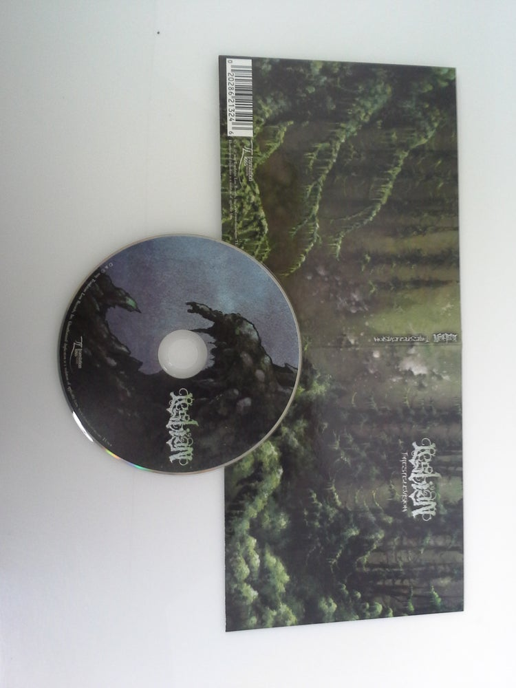 Image of Lesbian - Forestelevision CD