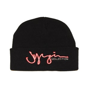Image of Black JYoungin Collection Beanie