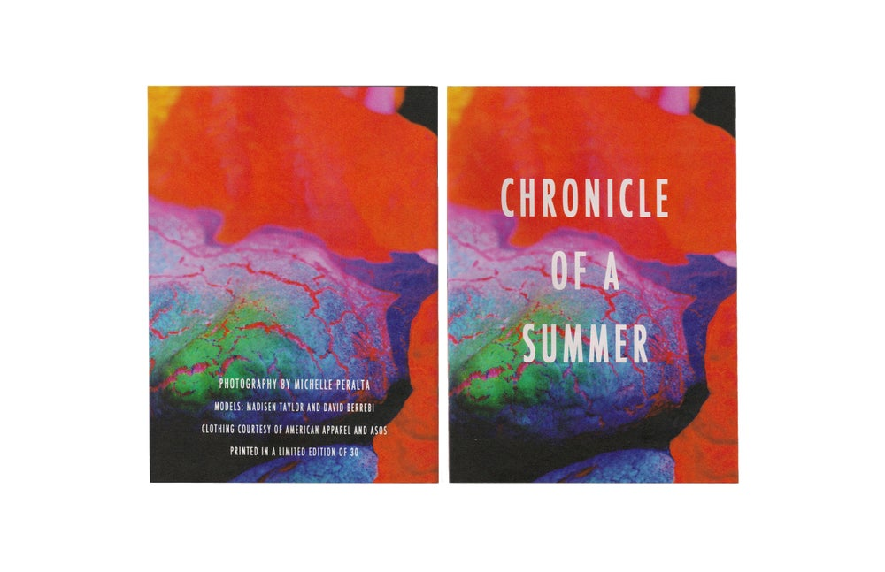 Image of Chronicle of a Summer