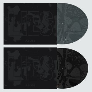 Image of Lies 001 - Abuse 12""