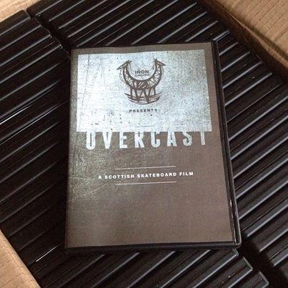 Image of OVERCAST DVD