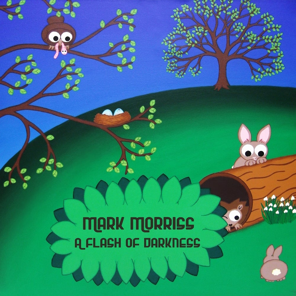 Image of Mark Morriss - A Flash Of Darkness (LP or CD)