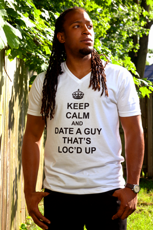 Image of Keep Calm - V Neck