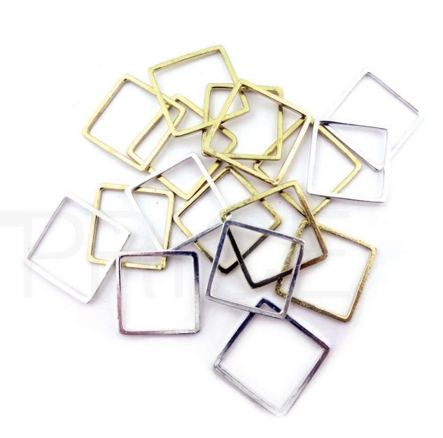 Image of Square Stackable Rings
