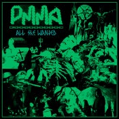 Image of PMMA - ALL SHE WANTED EP (GREEN VINYL)