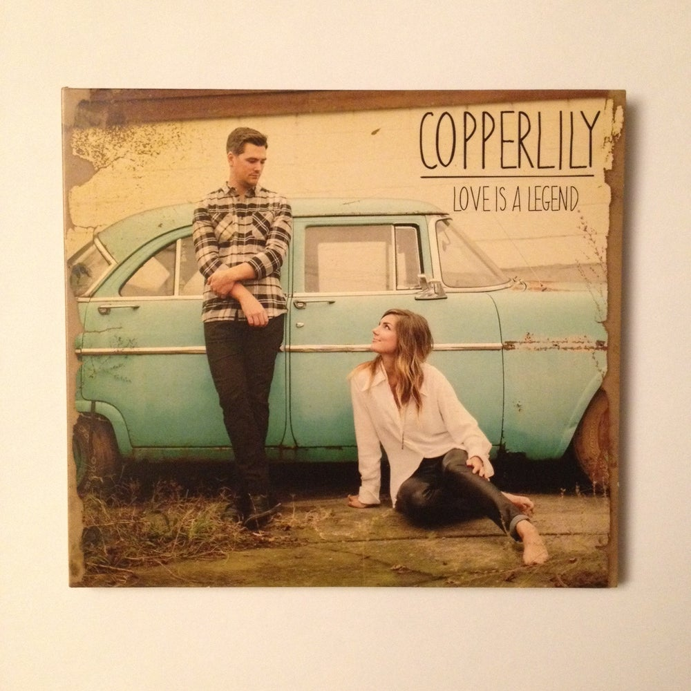 Image of Copperlily - Love Is A Legend EP