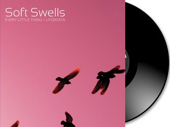 "Image of Soft Swells - ""Every Little Thing""/""Lifeboats"" 7"" + Download Card"