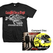 "Image of CAUGHT IN A TRAP ""Goodnight New York"" CD and Shirt - LIMITED TIME SPECIAL PRICE"