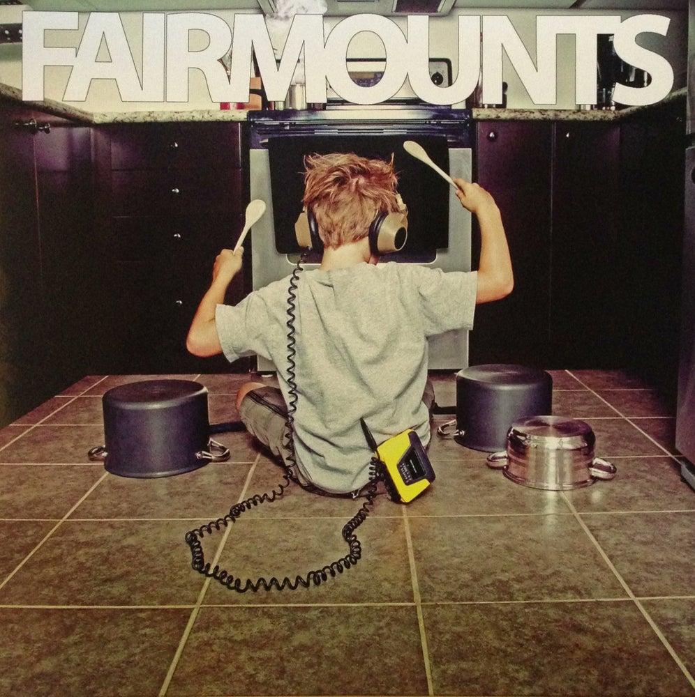 """Image of Fairmounts """"Kiddo"""" LP/CD"""