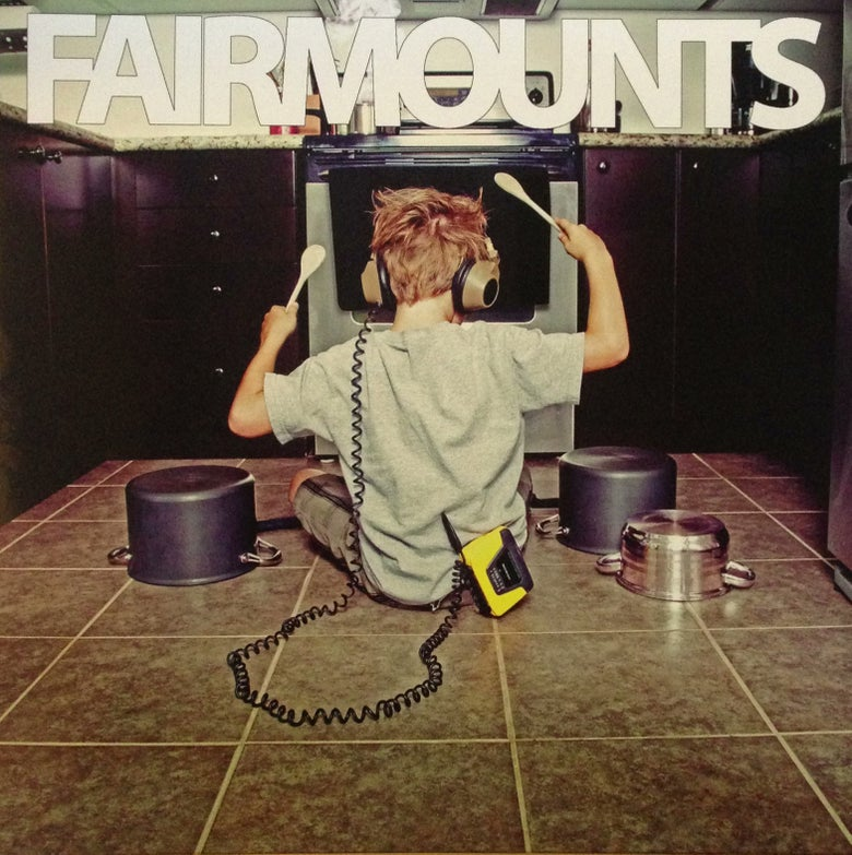"Image of Fairmounts ""Kiddo"" LP/CD- FREE SHIPPING IN THE US"