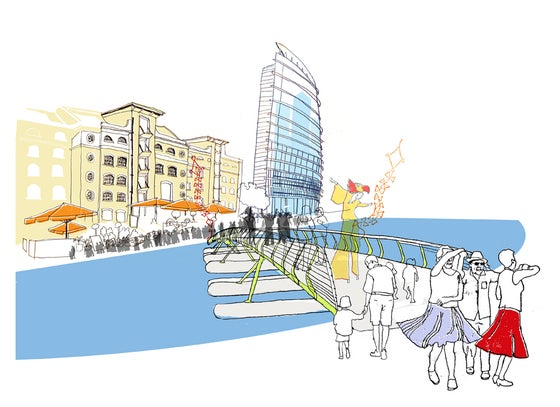 Image of Festival at West India Quay