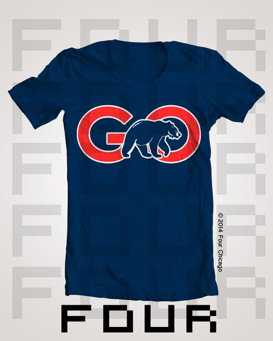 Image of The Go Shirt