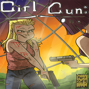 Image of Girl/Gun One: Part 2